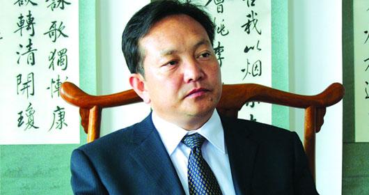 郭守明-青海互助青稞酒股份有限公司總經理介紹