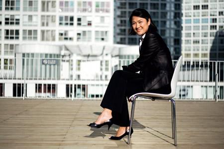 张欣--SOHO中国有限公司首席执行官介绍
