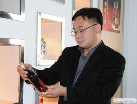 黄庭明-江苏张家港酿酒有限公司董事长介绍