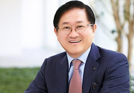 徐庆培-爱茉莉太平洋贸易有限公司董事长介绍
