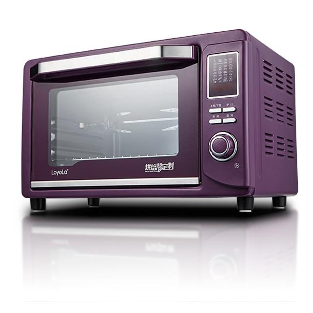 忠臣电器推出烘焙帮定制烤箱HBB-X6