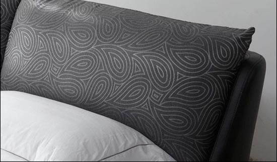 顧家家居推出新品布藝床 線條彰顯著設計的精致