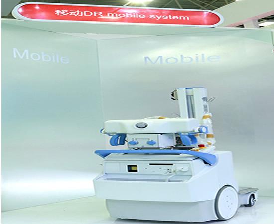佳能DR产品亮相第74届中国国际医疗器械秋季博览会