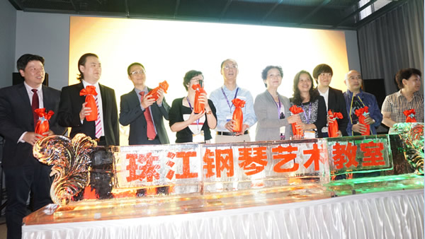 珠江钢琴发布艺术教育重要战略成功加速推进行业革新