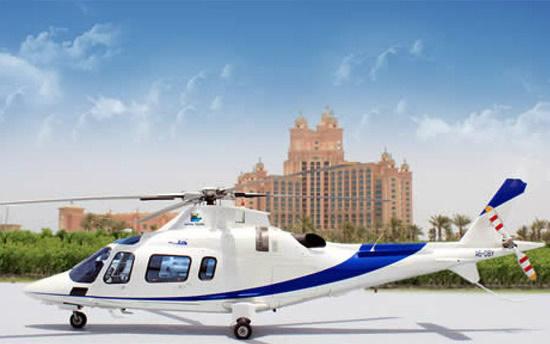 Uber在迪拜推出私人直升機服務 費用為每人4000元