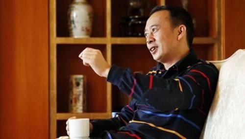 郎酒董事長汪俊林復出 此前已消失2年