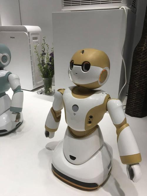 海尔携系列智能产品引爆CES展 聚焦智能化和互联化