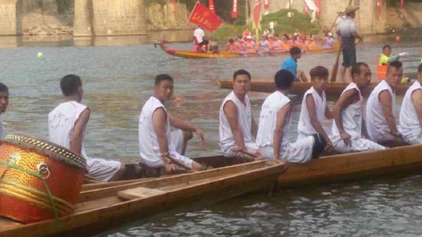 格兰开关插座助力多彩贵州传统龙舟赛