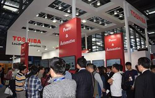 东芝公司参展第十六届中国国际高新技术成果交易会