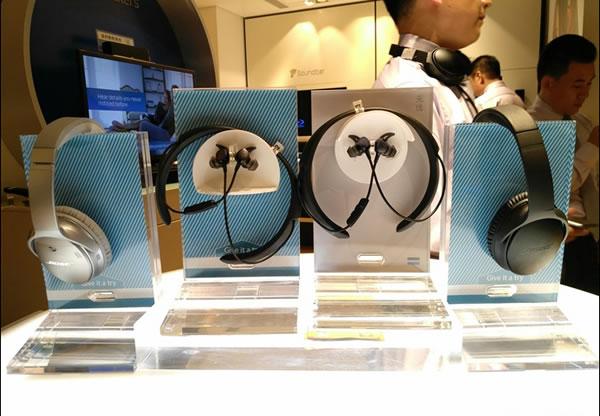 Bose震撼发布无线消噪和无线运动耳机 引领无线耳机新时代的变革