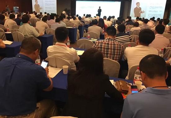 加美受邀出席2016中國潤滑油品牌峰會