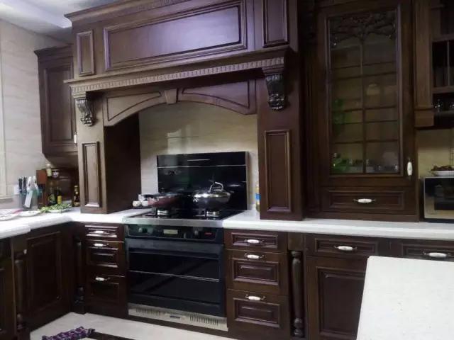 用板川集成灶装修的厨房 看看怎么样?