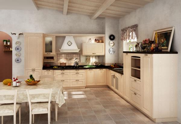 愛丁堡系列韓麗廚柜 感受歐洲童話鄉村生活