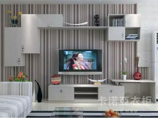 卡诺亚:电视背景墙壁纸如何选购