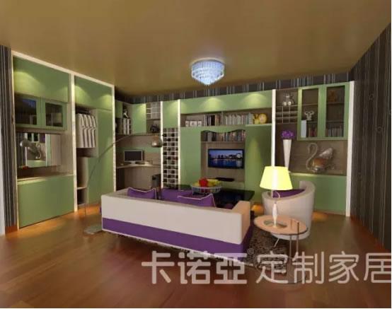卡诺亚衣柜:小户型家具如何选购