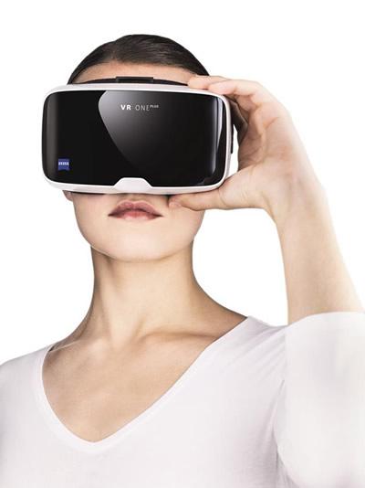 蔡司VR ONE Plus虚拟现实头盔中国正式发售