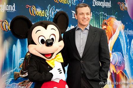 罗伯特·艾格-华特迪士尼公司CEO介绍