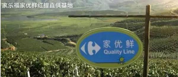 家乐福推出农超对接新模式 新鲜果蔬受青睐