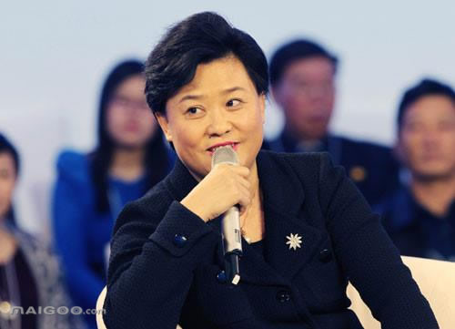 宋广菊-保利房地产(集团)股份有限公司董事长介绍