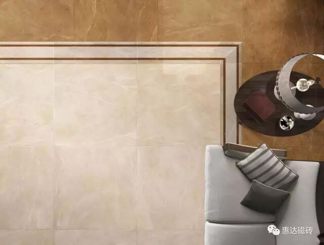 新品鉴赏:惠达磁砖通体大理石的美 装修您的家