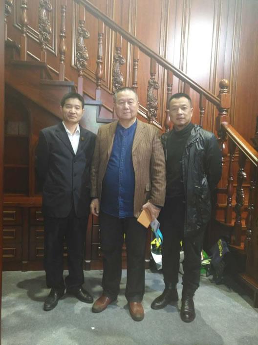 信步楼梯出席2017全国楼梯专委会第一次会长会议