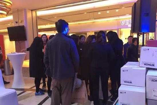 科勒卫浴中国嘉年华品牌特惠活动圆满落幕