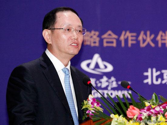 霍联宏-中国太平洋保险(集团)股份有限公司总裁介绍