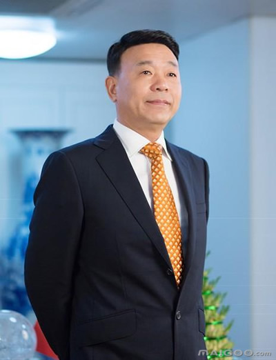 高建平-兴业银行董事长介绍