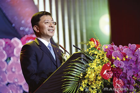高国富-中国太平洋保险(集团)股份有限公司董事长介绍