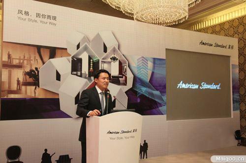 美标卫浴中国区市场总监杨俊专访