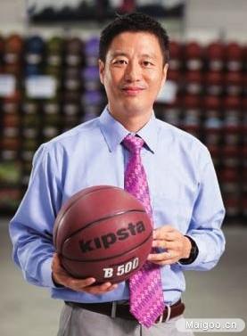 孟东-迪卡侬(上海)体育用品有限公司总裁介绍