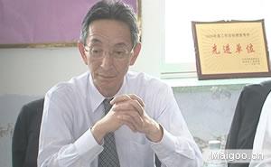 朝日啤酒品牌山董事长崎史雄访谈