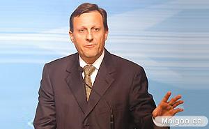 古曼森-美国杜邦公司首席营运官介绍