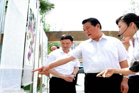 [石油化工]中国石油天然气集团公司副总经理李新华到南充公管中心检查工作