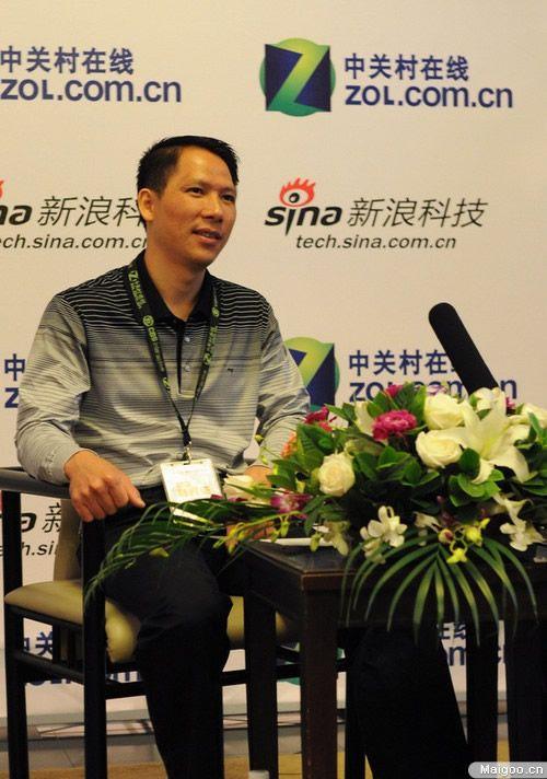 奮達肖武:低碳環保音箱是未來發展趨勢