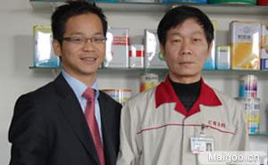 燈塔油漆品牌總經理王培明:讓顧客永遠信賴我們燈塔塗料