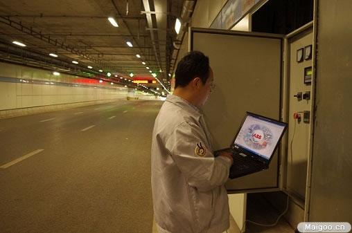 ABB参与建设亚洲最长的城市隧道