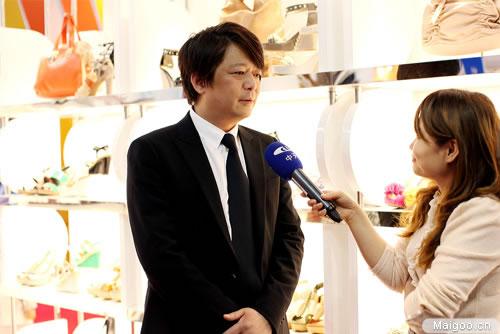 達芙妮女鞋完美綻放上海臺灣名品博覽會