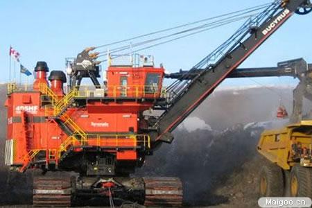 卡特彼勒7000系列矿用挖掘机 传承百年经典