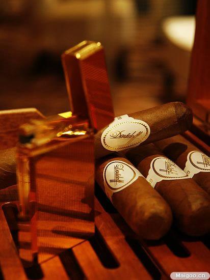 大卫杜夫雪茄会所时间与空间造就的奢侈