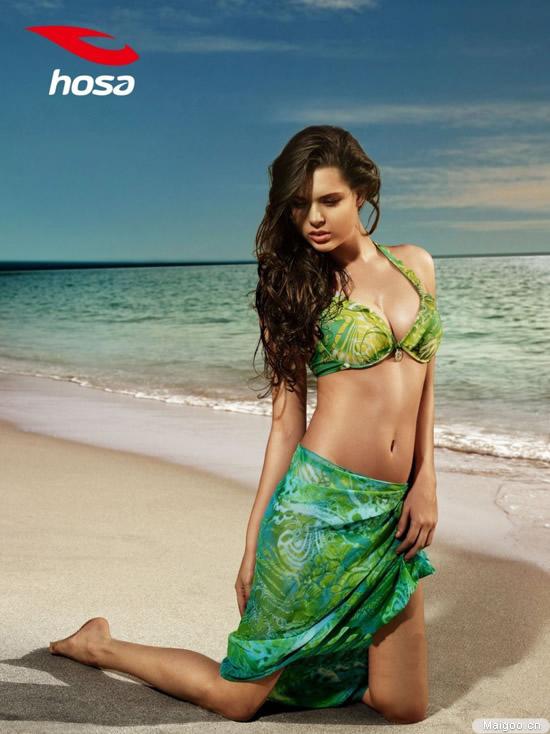 [泳装品牌]浩沙泳衣携其健身文化和水运动时尚亮相SIUF2013