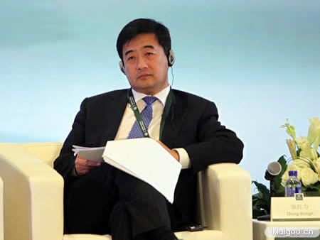 张红力-中国工商银行副行长介绍