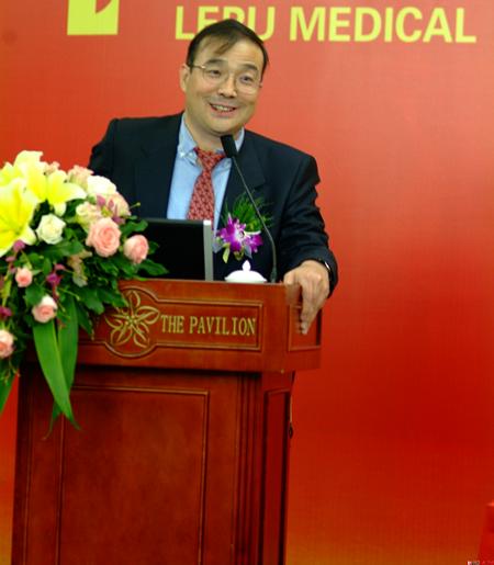 蒲忠傑-樂普(北京)醫療器械股份有限公司董事總經理介紹